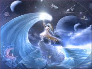 Goddess Creating